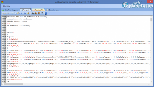 Advanced ETL Processor Screenshot2