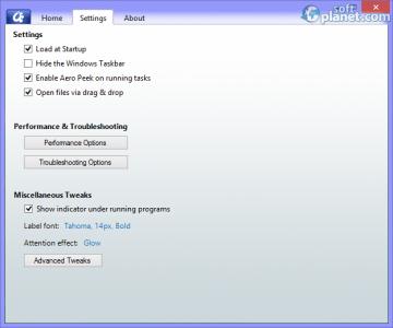 ObjectDock Screenshot2