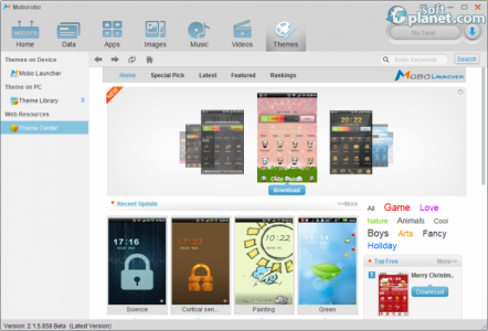 MoboRobo Screenshot4