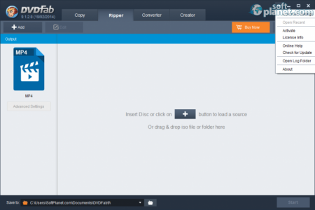 DVDFab Blu-ray Toolkit Screenshot2