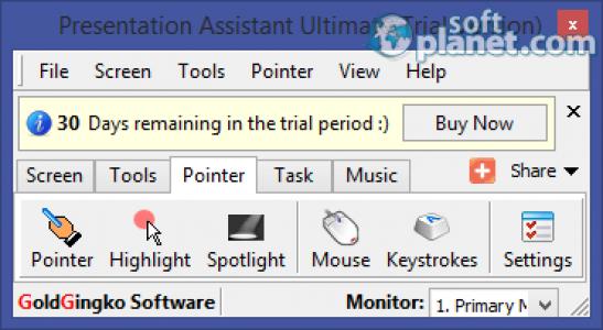 Presentation Assistant Screenshot3