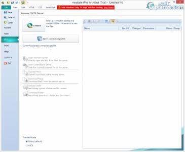 Mirabyte Web Architect Screenshot3