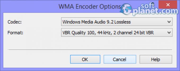 Switch Sound File Converter Screenshot4