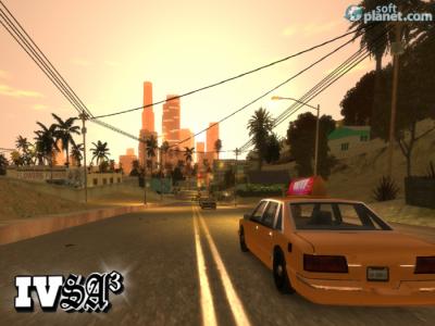 GTA IV San Andreas Screenshot3