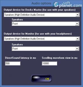 Active MP3 DJ Studio Screenshot2