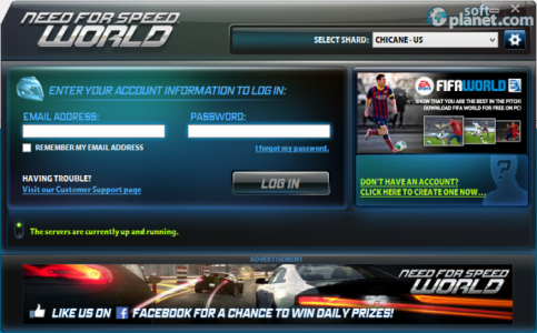 Need for Speed World Online Screenshot5