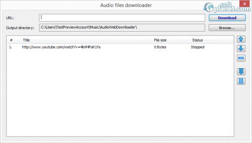 Axara Audio Converter Screenshot4