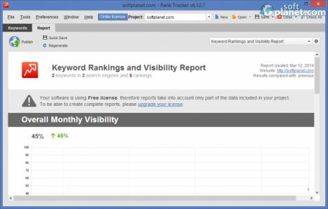 Rank Tracker Screenshot3