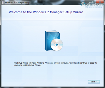 Windows 7 Manager Screenshot4