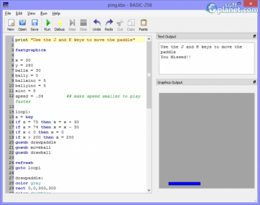 BASIC-256 Screenshot3