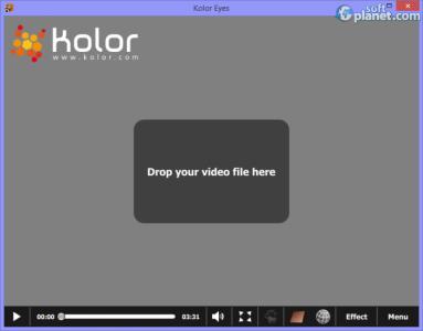 Kolor Eyes Screenshot2