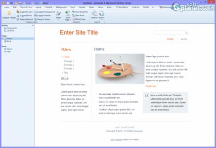 Artisteer Standard Edition Screenshot3