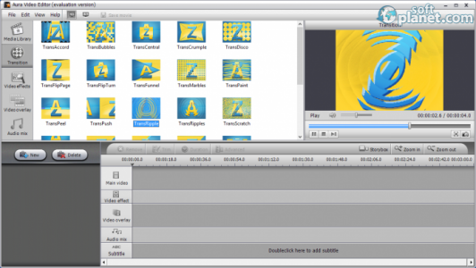 Aura Video Editor Screenshot2