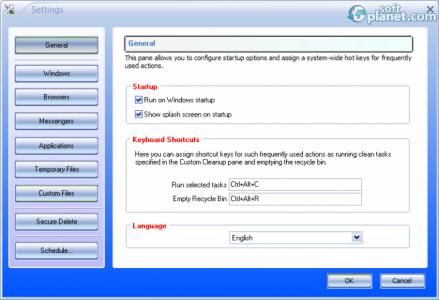 GSA Cleandrive Screenshot3
