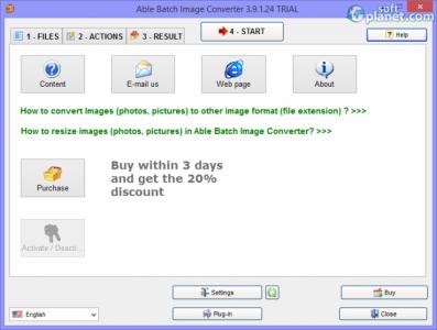 Able Batch Image Converter Screenshot5