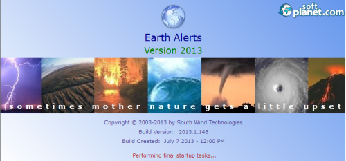 Earth Alerts Screenshot2