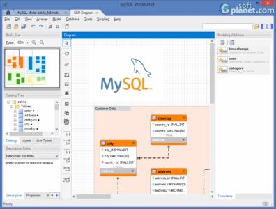 MySQL Workbench Screenshot3