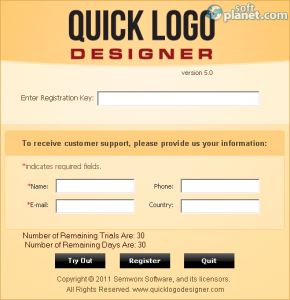 Quick Logo Designer Screenshot2