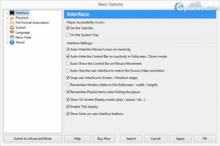 Zoom Player Free Screenshot3