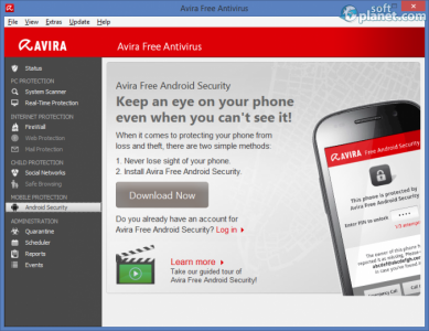 Avira Free Antivirus Screenshot5