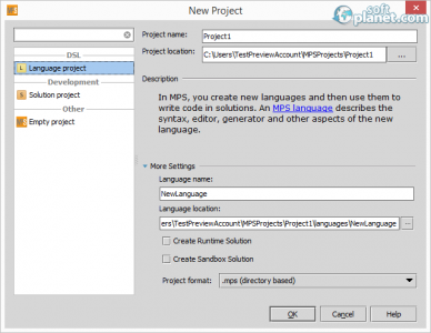 JetBrains MPS Screenshot2