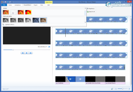 Windows Movie Maker Screenshot2