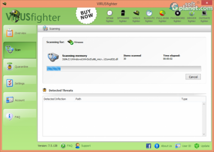 VIRUSfighter Screenshot4