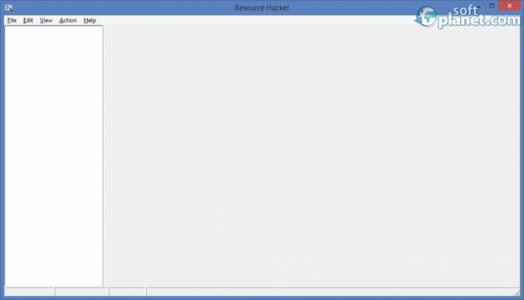 Resource Hacker Screenshot2