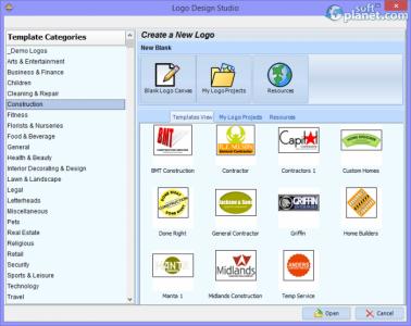 Logo Design Studio Screenshot2