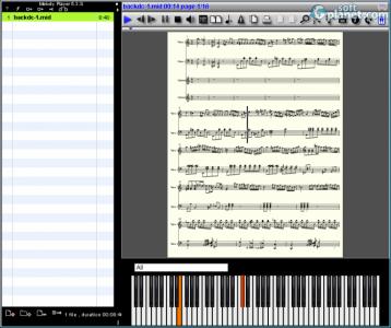 Melody Player Screenshot3