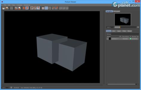 CINEMA 4D Screenshot2