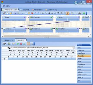 Advanced ETL Processor Screenshot3
