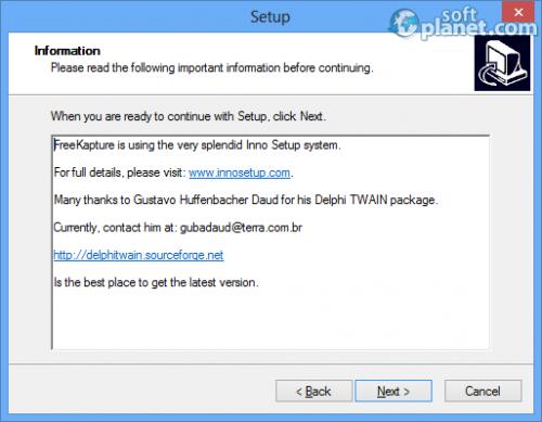 FreeKapture Screenshot2