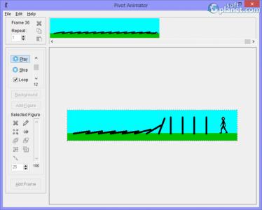 Pivot Stickfigure Animator Screenshot4