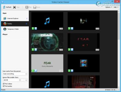 Video Cache Viewer Screenshot3