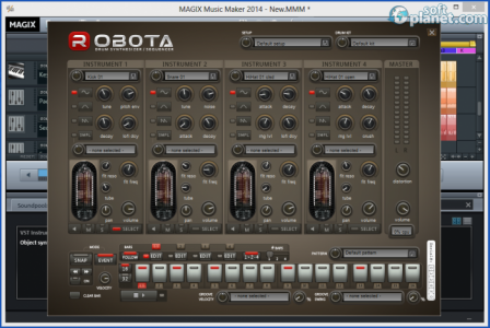 MAGIX Music Maker Screenshot5