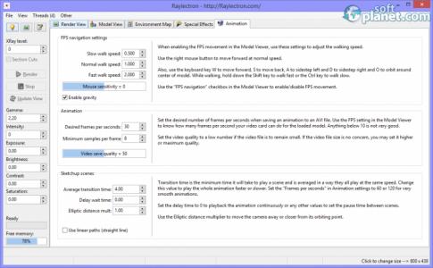 Raylectron Screenshot4