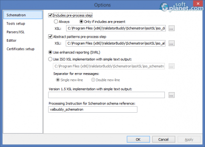 XML ValidatorBuddy Screenshot2