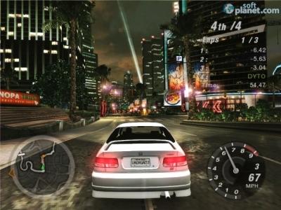 Need for Speed Underground 2 Screenshot4
