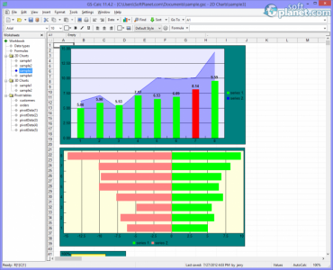 GS-Calc Screenshot3