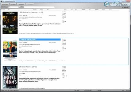 Easy-Data Mediacenter Screenshot5