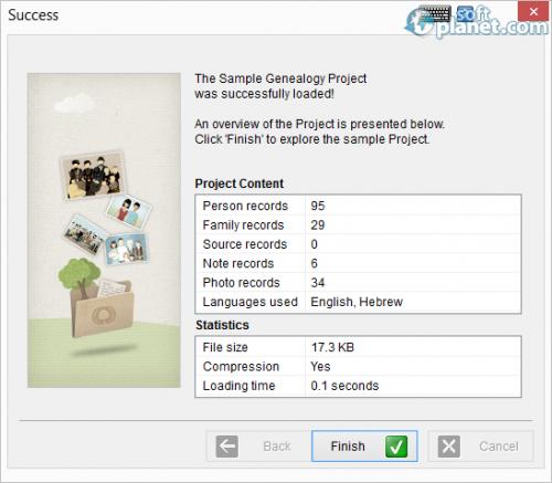 Family Tree Builder Screenshot4