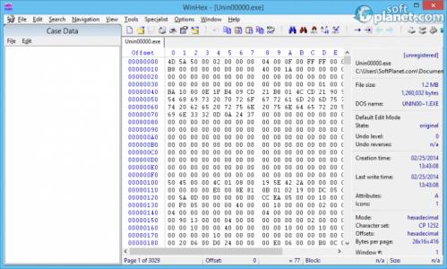WinHex Screenshot2