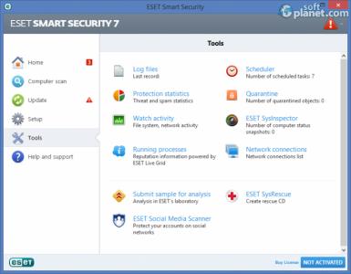 ESET Smart Security Screenshot3