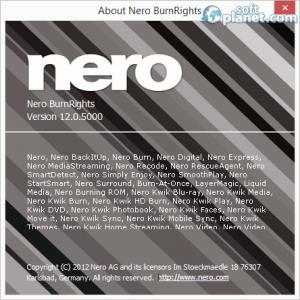 Nero BurnRights Screenshot3
