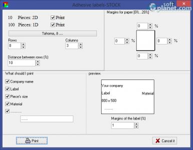 Cutting Optimization pro Screenshot2