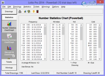 Lotto Pro 2014 Screenshot4