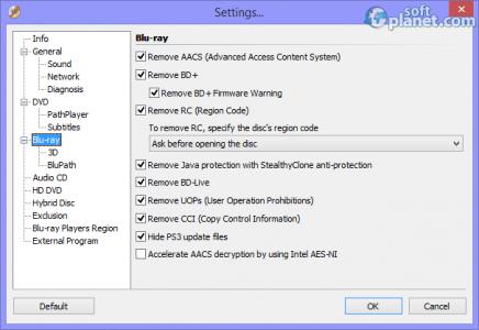 DVDFab Passkey Lite Screenshot2