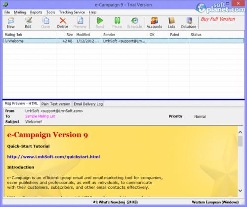 e-Campaign 1.0.28.2096