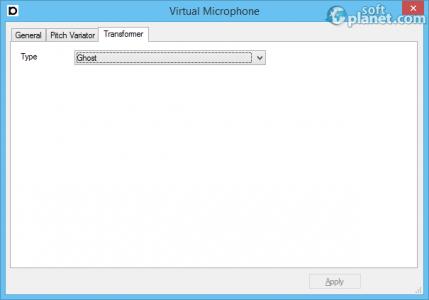 Virtual Microphone Screenshot3